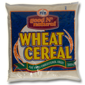 good n natural wheat cereal