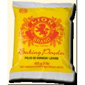 lion baking powder