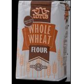 lotus whole wheat flour