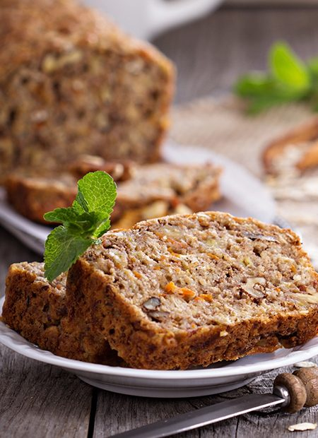 Carrot Loaves Recipe